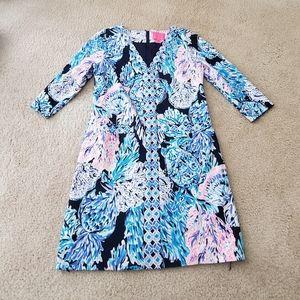 Large Lilly Pulitzer Sophya Dress